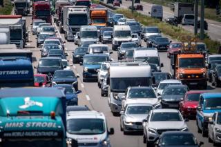 Denver post traffic jam