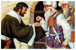 Jesus called Judas friend
